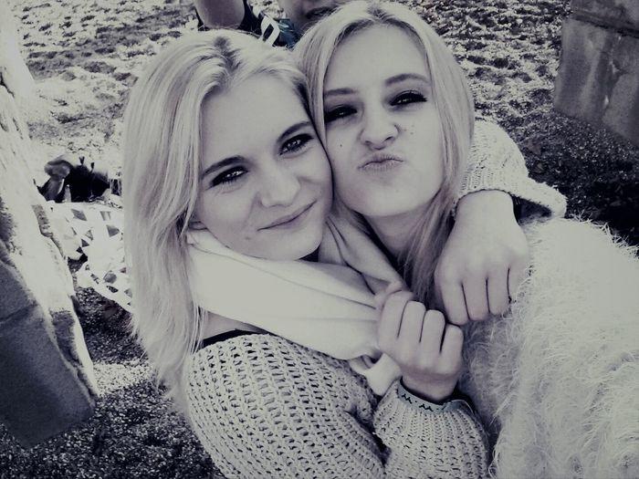 Beste Freundinnen ♡