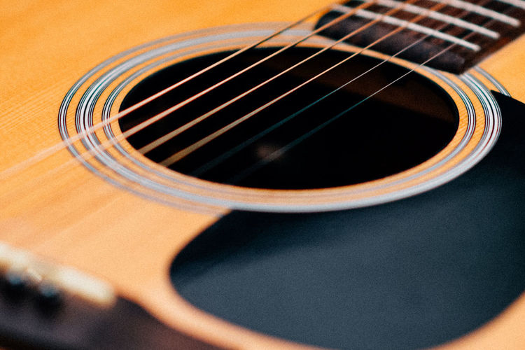 Takamine Acoustic Guitar Album Close-up Eyeem Guitar Fretboard Guitar Music Musical Instrument
