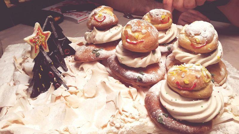 Holidaydessert Rotterdam Cream Whippedcream Meltedsnowman Snowman⛄