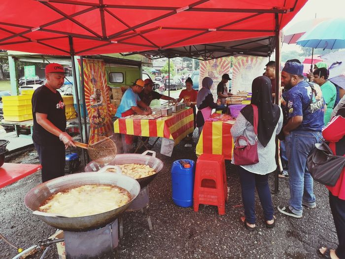 Food street Attraction Waiting Buying Business food stories Food Foodspotting Street Food Malaysia Malaysian Food
