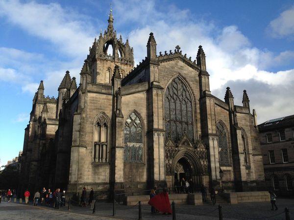 Edinburgh Scotland Royal Mile Travel Being A Tourist Cities Of Europe