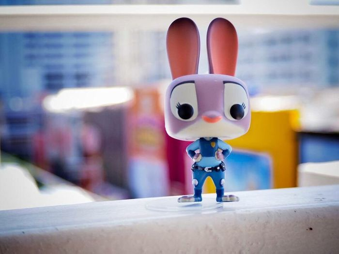 Robot Technology Focus On Foreground No People Close-up Day Toys Rabbit Childhood Sky Zootopia