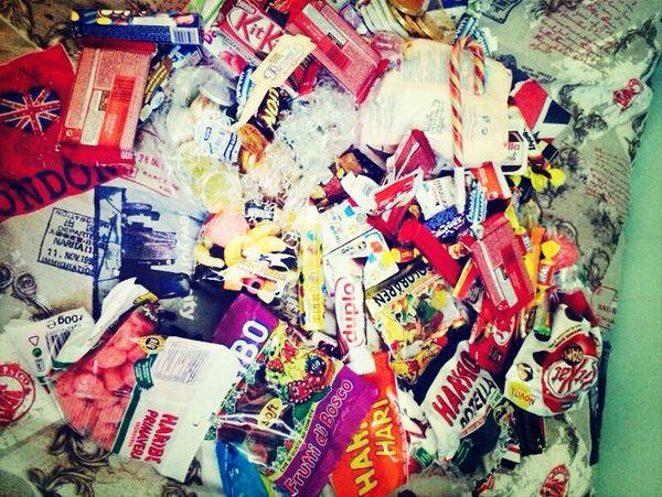 Candys Yummmmm  Sohappy