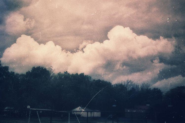 Theres no place like home. NEM BadKarma NEM Clouds NEM Landscape Cloudporn
