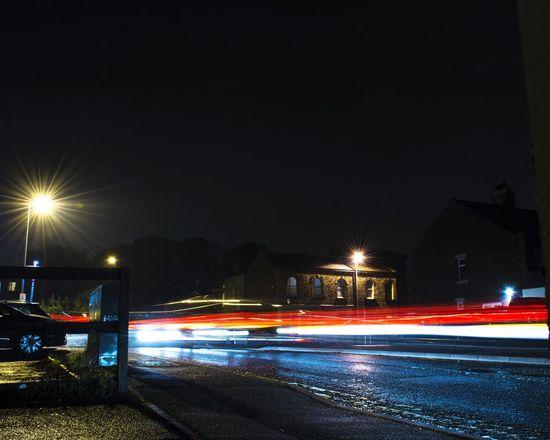 Night Lights Light Trails Light And Shadow Nightphotography Night Night View Streetphotography Reflection EyeEm Night Shots Long Exposure EyeEm Best Shots