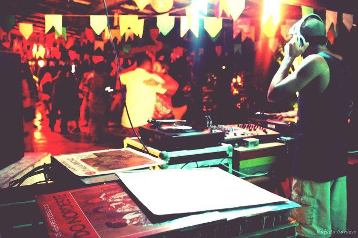 Forro Dance Party Dj Vynil Records Brazilian Party São João Festa Junina Brazil Bahia