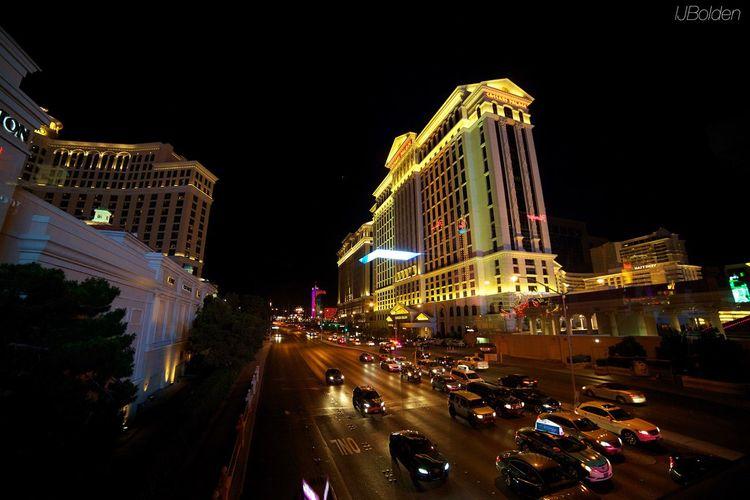 Vegas Nights Streetphotography Night Shots  Welcome To Vegas The Traveler - 2015 EyeEm Awards The Street Photographer - 2015 EyeEm Awards