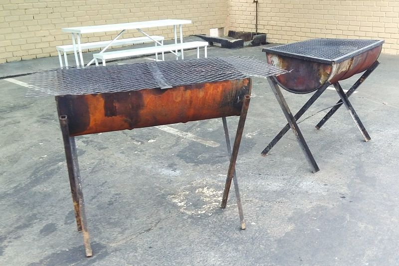 Braai Bar Be Que Barbecue No People Still Life Ready To Use
