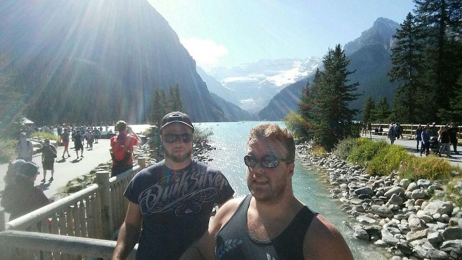 Lake Louise  Westside Lefantoine Brotherhood