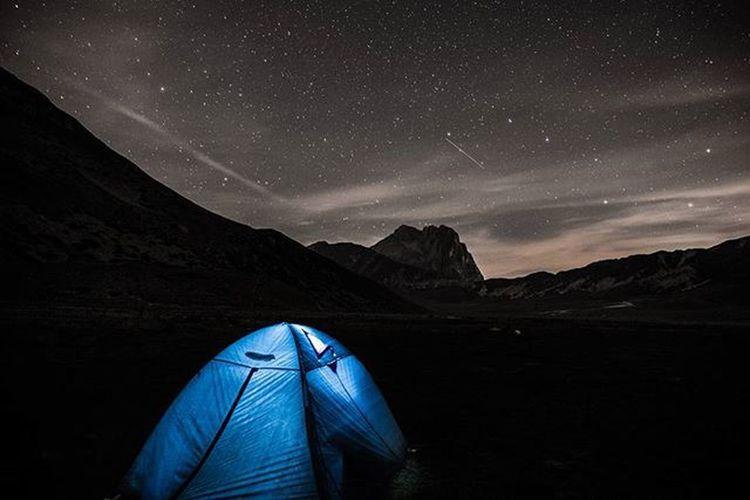 Abruzzo Campoimperatore Tenda Campeggio Stars Nightout Nikon Nikond610 Tagsforlikes Vscocam Picture Picofthenight Instagood Pictureoftheday