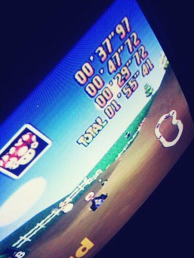 Who'stheking Werkannderkann Super Mario Kart N64 abgehen