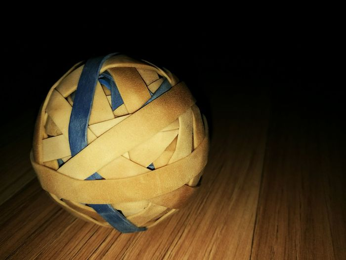 Fırst Eyeem Photo Colors Blue Yellow Rubber Ball