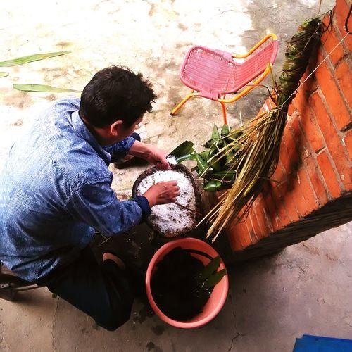 粽子 Dragon Boat Festival Rice Dumplings