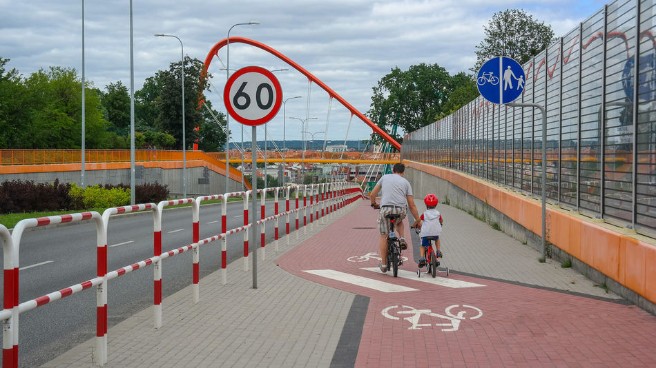 We are cycling in Bydgoszcz Be. Ready. Bydgoszcz Bydgoszcz, Poland  Poland Active Leisure Boys Built Structure Childhood Cycling Cycling In City Cycling Photography Cycling Trip  Cyclingphoto Cyclingphotos Father And Son Full Length Leisure Activity Leisure Time Outdoors People Real People Ride Bikes Time With Family Togetherness Two People
