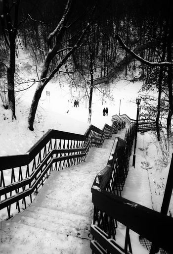 The Great Outdoors - 2017 EyeEm Awards Winter Outdoors Snow Russia Black & White Blackandwhite Photography