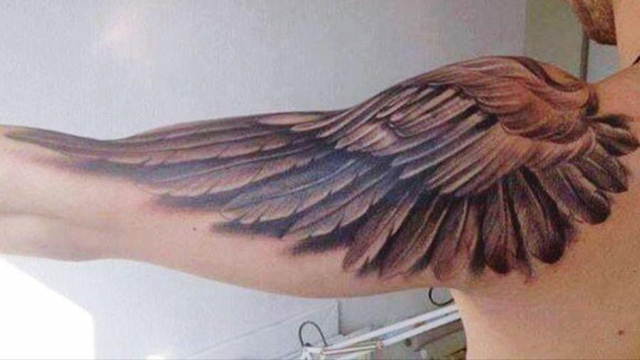 Wings Wing Tattoo