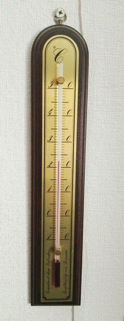 Thermometer Heat - Temperature Temperature Indoors  Close-up No People Day Indoors  IndoorPhotography SIMPLY Madeingermany