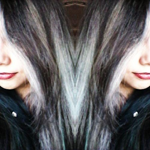 Let Your Hair Down Whitehairdontcare White Color