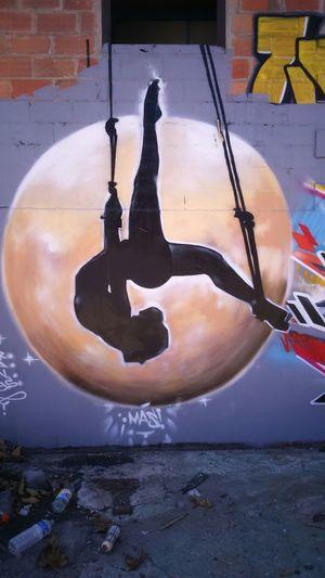 Pour Saliyah... Urbanphotography Graffiti Wall