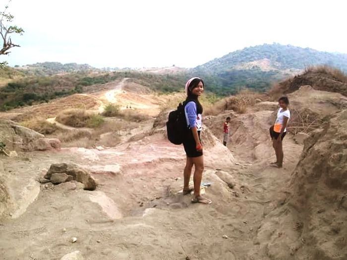 RePicture Travel Taal Volcano Sloping Down Miles Away Live For The Story Let's Go. Together.
