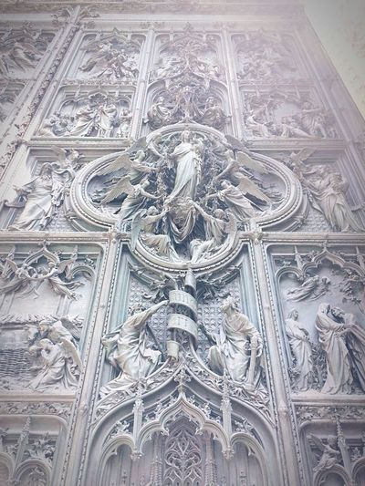 History Architecture Place Of Worship Religion Bas Relief Full Frame No People Sculpture Close-up Building Exterior Day Indoors