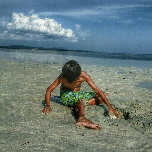 Share Your Adventure Sandcastles Enjoying The Sun Life Is A Beach Itsmorefuninthephilippines Goodlife ♥♥♥ VisitingCagbalete Travel