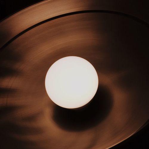 Lightbulb Light Bulb Japan Brown