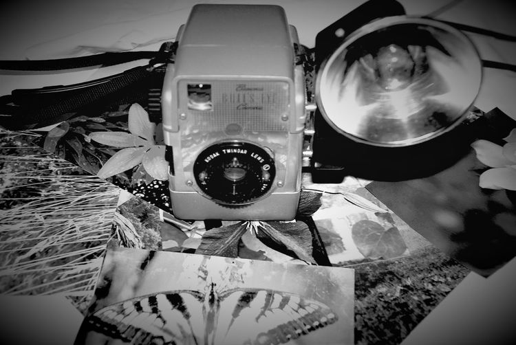 Vintage photography some of us continue to take today, as a reminder of what made photography what it is now and it will never be forgotten. Art, Drawing, Creativity Close-up Day Film Industry Never Forget No People Old But Awesome Old-fashioned Outdoors Photography Themes Sky Still Alive Technology Vintage Camera Vintage Modern Vintage Photo