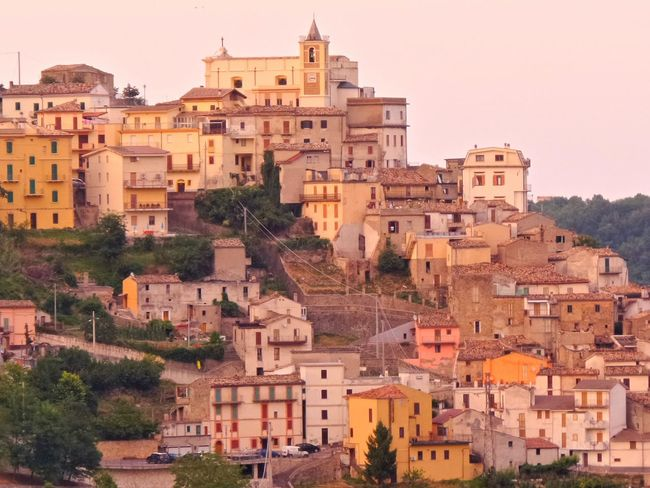 Beauty Redefined Farindola Abruzzo - Italy This is my hometown. If I look at it from a certain distance, I can see the details of my mind. My Hometown