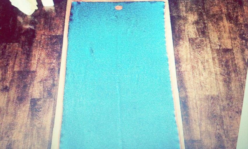 i miss my mat...inside the hot yoga room