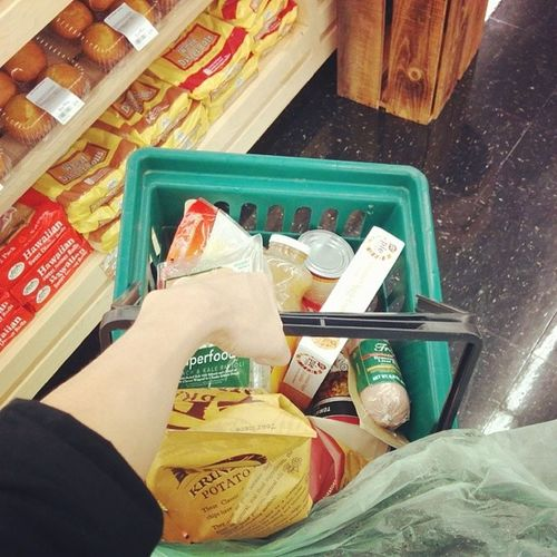 When a Goodboy go to the Market . I'll be a Homeboy and Cook  today. shopping food dinner guycancook sproutmarket sprout