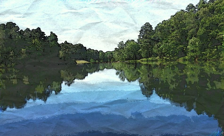 The Great Outdoors - 2015 EyeEm Awards Reflections My Most Popular Landscape Paris Mountain State Park Watercolors  Textured  Watercolor Effect Parellel Waterway Been There. Done That. Lost In The Landscape