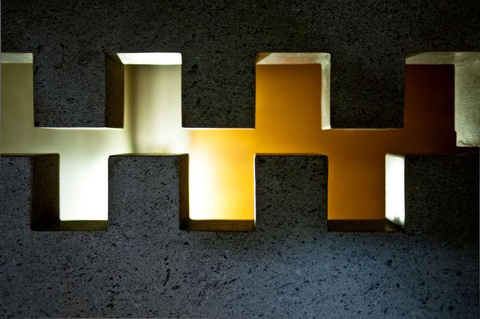 Metaphoric Jaws Olivetti Shop Venice Interior Design Design Pattern Pattern Pieces