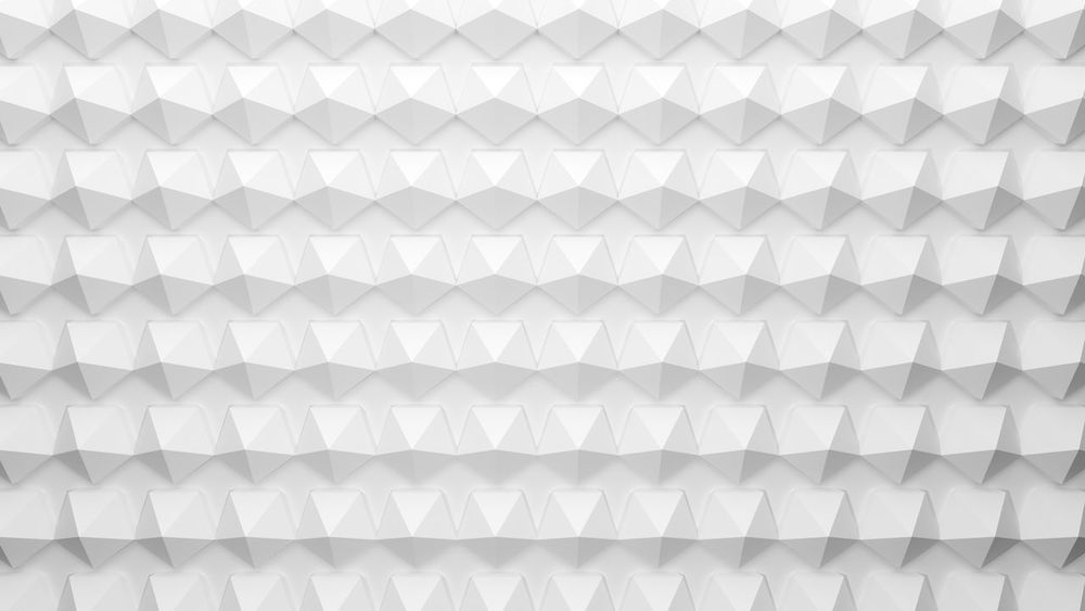 white texture background 3d rendering 3D Illustration 3d Rendering Backgrounds Pattern Pattern, Texture, Shape And Form White White Background White Pattern