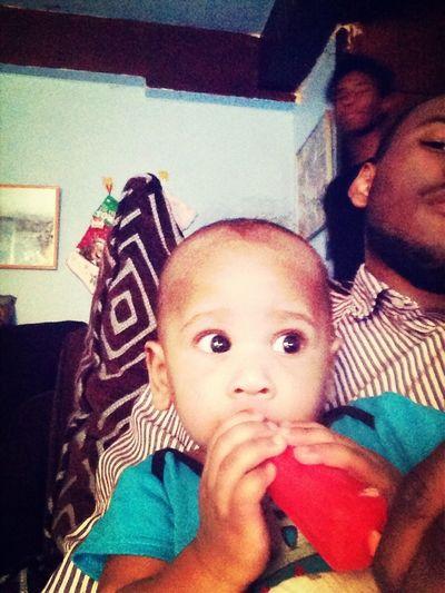 Daddy N Son