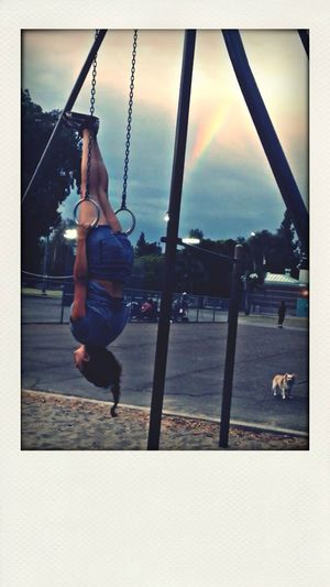 A pot of gold under every rainbow Fitness Spartan Race Calisthenics Momstrong