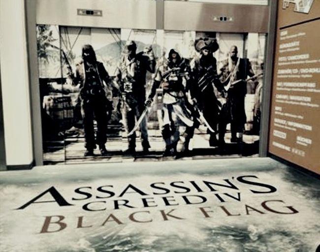 Lift Assassins Creed Play Xbox 360