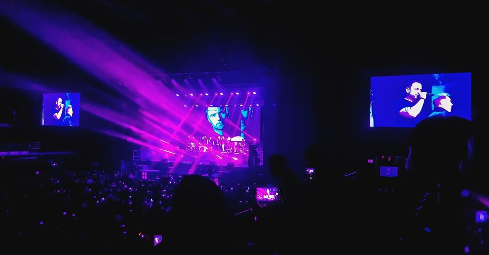 The purple colors my eyes and my soul. Definitely a night not to forget Check out my post: https://ipohboyjourney.blogspo 🌠🌠🌠🌠🌠🌠🌠🌠🌠🌠🌠🌠 #throwback #throwbackthursday #concert #concertphotography #concerts #boyzone #Malaysia #purple #neon #lights #lightroom #lightpainting #lightphotography #dark #darkness #darkphotography #instagramers #instacolor #instagreat #instaoftheday #instadaily #visualart #visual_creatorz #photography #photographer #human #humans #humanphotography #picoftheday #music Boyzone Night Lights EyeEm Gallery EyeEm Best Shots EyeEmNewHere EyeEm Selects Eyemphotography Eye4photography  eyeemphoto Popular Music Concert Fan - Enthusiast Crowd Audience Performance Group Nightclub Disco Lights Illuminated Nightlife Performance Concert Music Concert Pop Music Stage Music Festival Stage Light Festival Goer Dance Music Stage - Performance Space Spotlight Live Event
