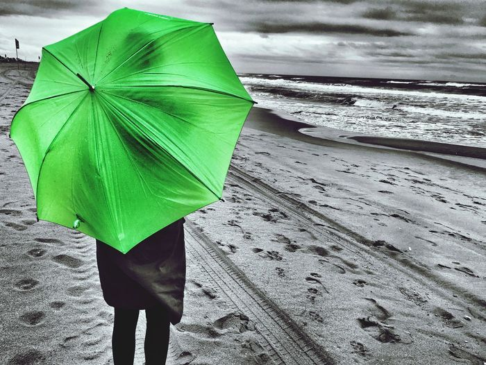 Vivid Green Check This Out Shootermag Shootermag_uk EyeEm Best Shots Taking Photos Beach Green Umbrella Colors EyeEmBestPics Eye4photography  EyeEm Best Edits