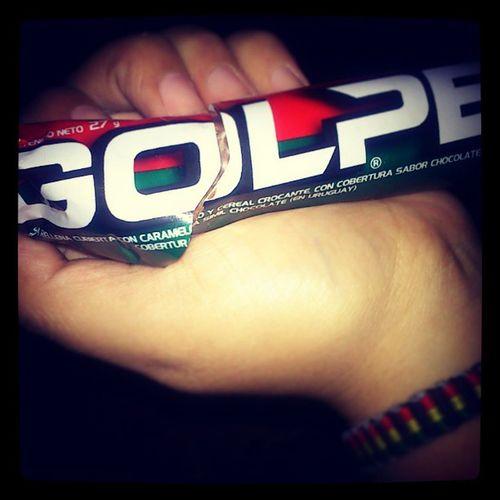 Golpe Chocolate