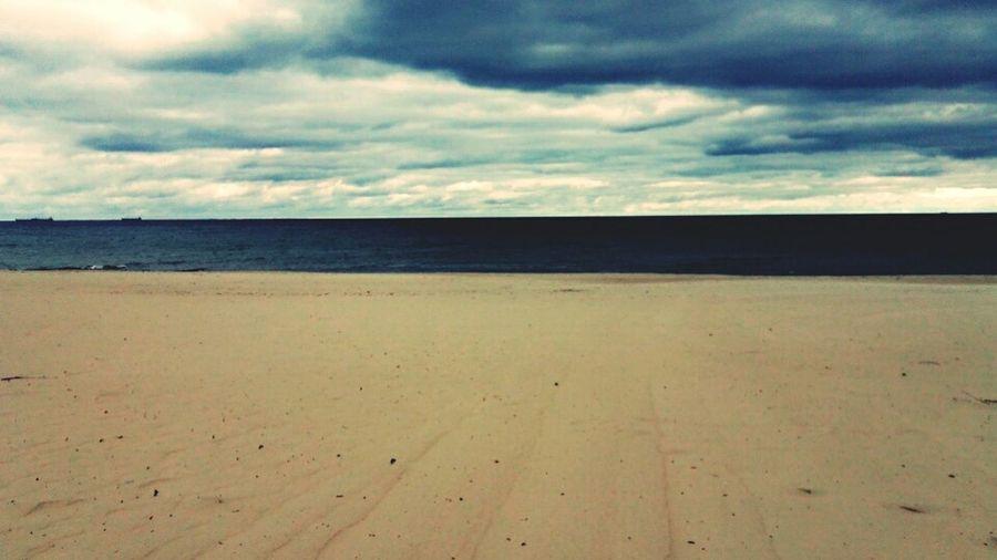 Sea Sea And Sky Beach Sopot Sopotbeach Poland Spring Beautiful Love Sea