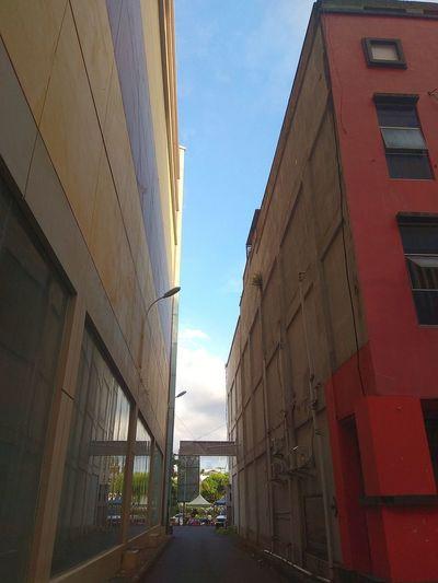 alleyway City