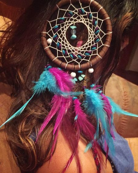 Check This Out Enjoying Life Boho Chic Embrace #yourself ListeningToTheEarth💙 Dreaming Dreamcatcher