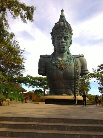 Garuda Wisnu Kencana Bali, Indonesia Statue Art