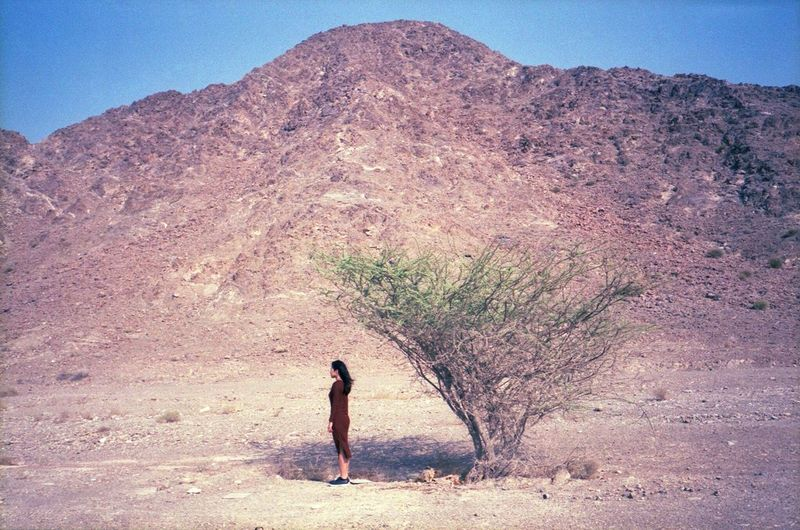 The Great Outdoors - 2016 EyeEm Awards Mountain Nature Outdoors Landscape United Arab Emirates Fujairah Lost In The Landscape