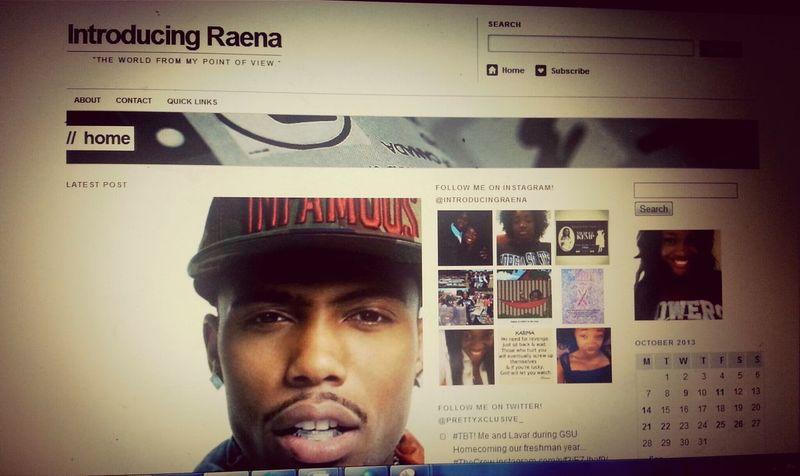 Check out my blog! introducingraena.com