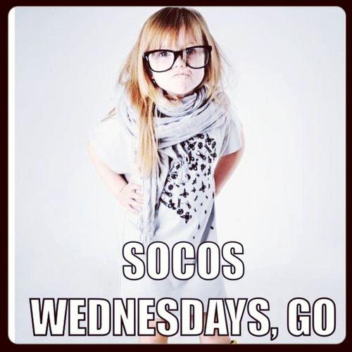 @joeyp203 Socos Wednesdays Bar Club hangout chill drinks dance go bethere ill ilivelife