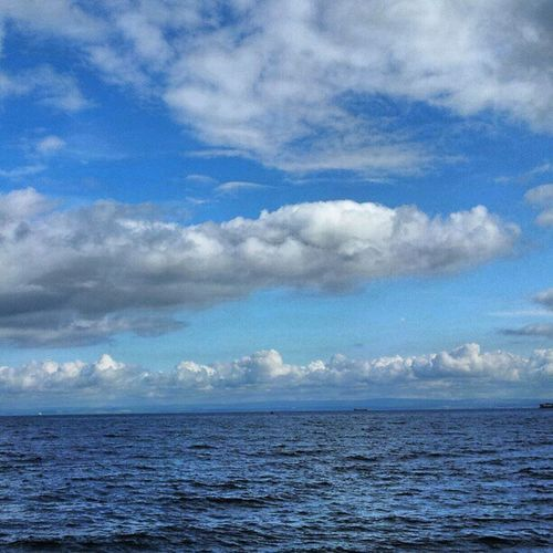 'Ripple' Ravenscraig Kirkcaldy Fife  Scotland Seascape Seaview CloudReality Cloudporn skysnappers skyporn Igers Tagstagram Ripple instahub instagrampolis instamob primeshots