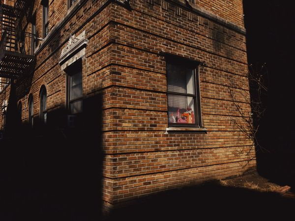Architecture Built Structure Window Building Exterior Brick Wall No People Day Outdoors