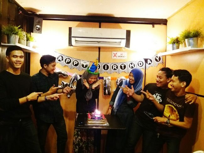 Thank You My Friends 😊 Surpriseparty Dapur Demang